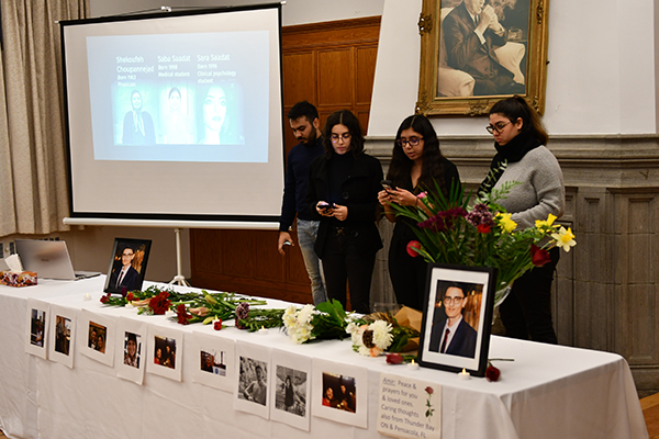 Queen's to launch memorial fund to honour Iranian plane crash victims