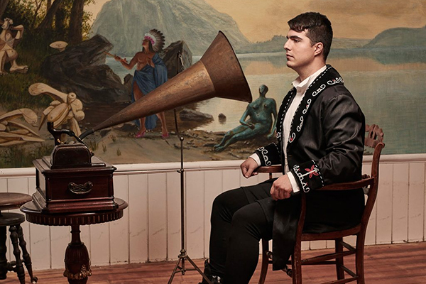 [Jeremy Dutcher]