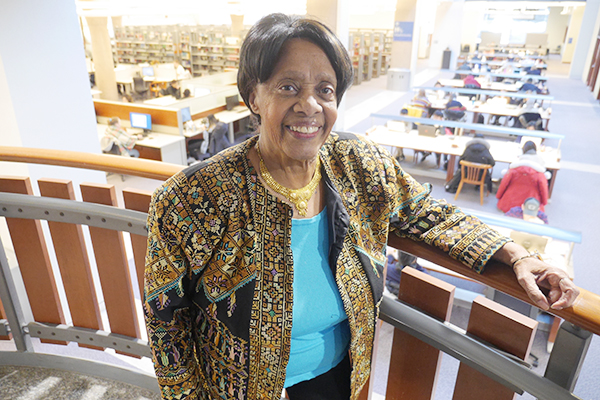 Alumna passionate about sharing black history