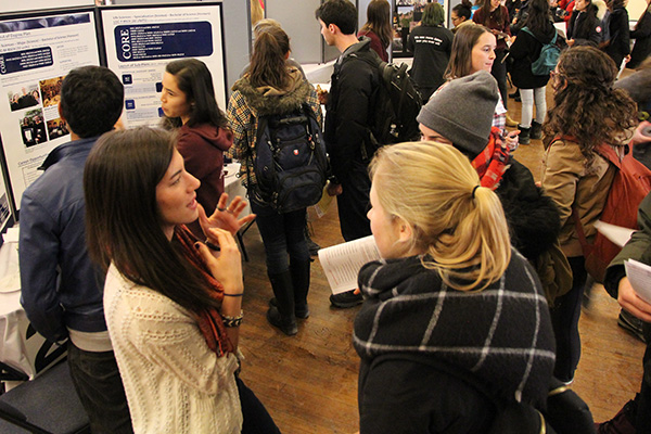Helping first-year students find their major