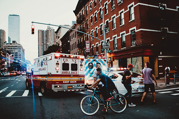 [New York Ambulances]