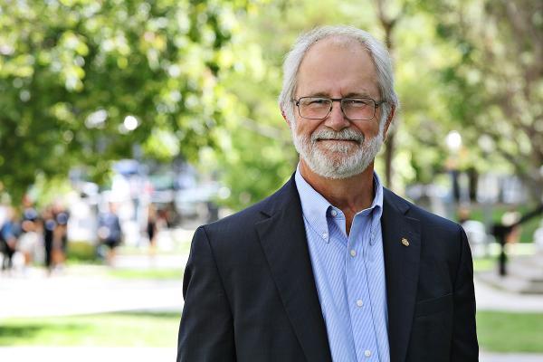 Principal Patrick Deane