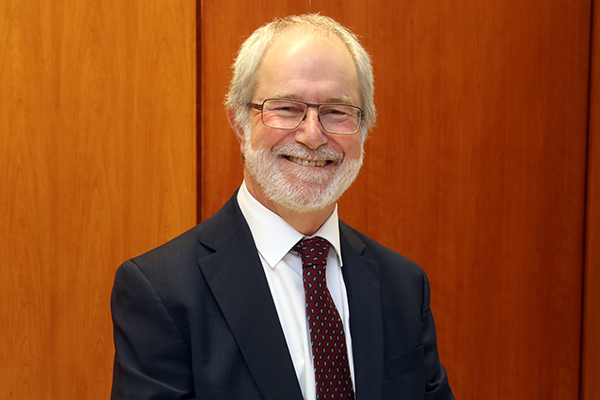 Patrick Deane, Principal and Vice-Chancellor, Queen's University