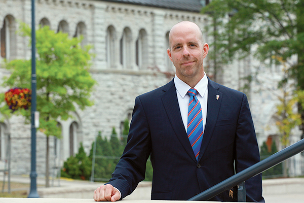 Queen's provost appointed president of Carleton University