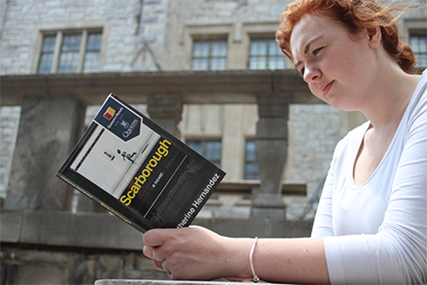 Queen's Reads explores student identity