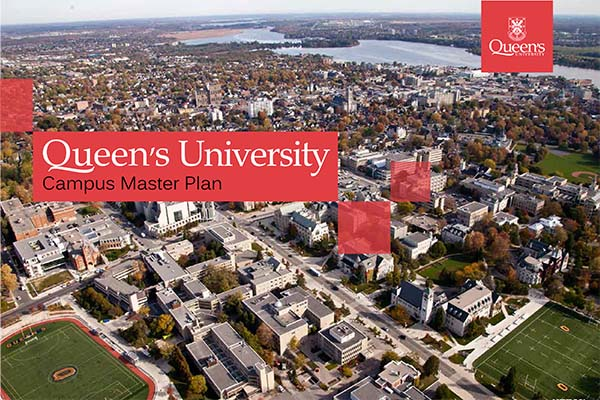 Campus Master Plan wins national award