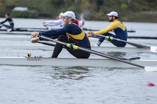Gaels golden at rowing nationals