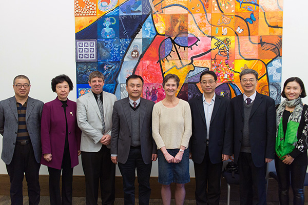 Faculty of Education, Chinese institution partner on new dual degree