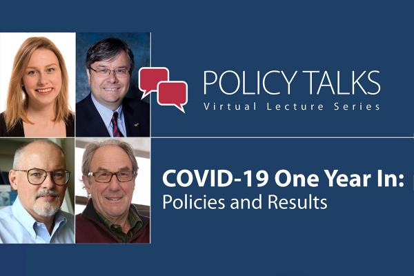 Reflecting on COVID-19 one year in