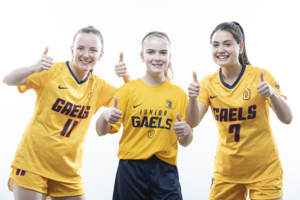 Junior Gaels are here to stay