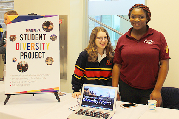 Students' project seeks to broaden the discussion around diversity and inclusivity at Queen's.