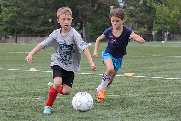 Camps offer up summer fun at Queen's