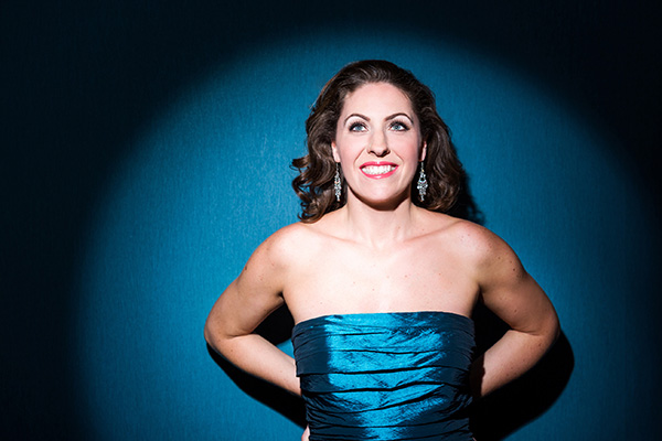 Residency a homecoming for soprano