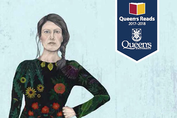 Queen's Reads explores Canadian identity