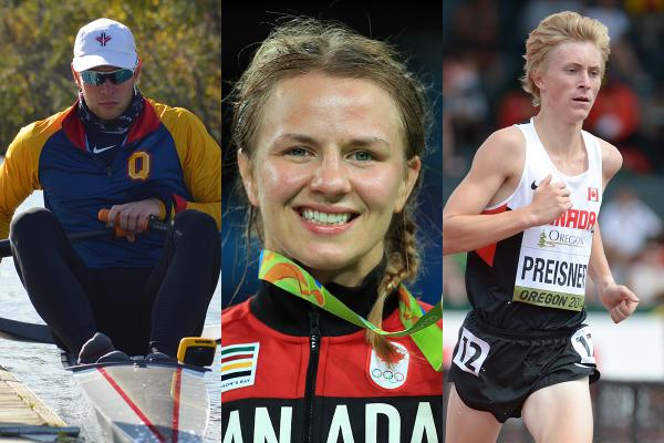 Gavin Stone, 2016 Olympic champion Erica Wiebe, and Benjamin Preisner are set to compete in the Summer Olympics in Tokyo