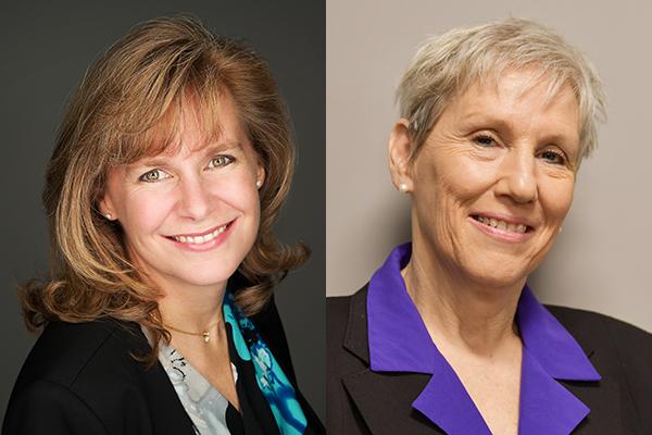 New Vice-Principal (Advancement) and Interim Vice-Principal (Research) appointed