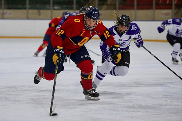 Gaels upend No. 6 Mustangs in OUA women's hockey
