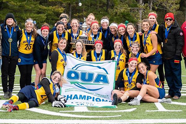 Gaels win OUA women's lacrosse title