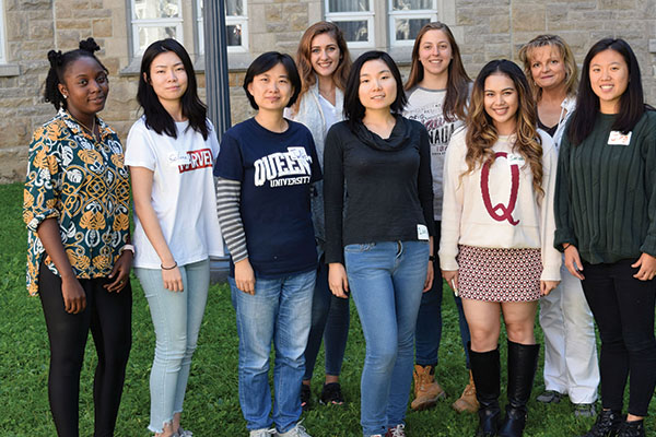 World Link celebrates diversity at Queen's