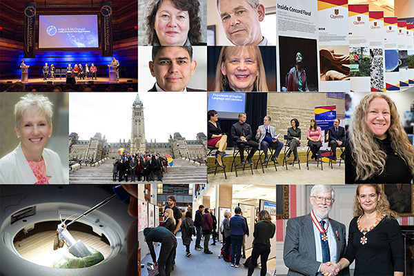 YEAR IN REVIEW: Research at Queen's in 2018