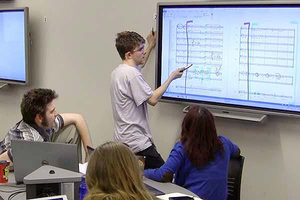 Flipped classroom 'liberating' for professor