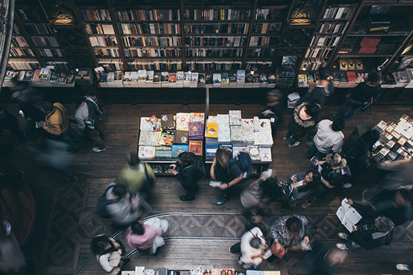Gentrified real estate puts squeeze on indie bookstores