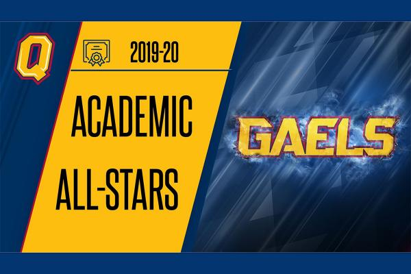 Record number of student-athletes earn Academic All-Star honours in 2019-20