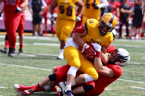 SPORTS ROUNDUP: Gaels fall to Ravens in football opener