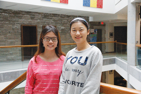 2+2 program gives Chinese students best of both worlds
