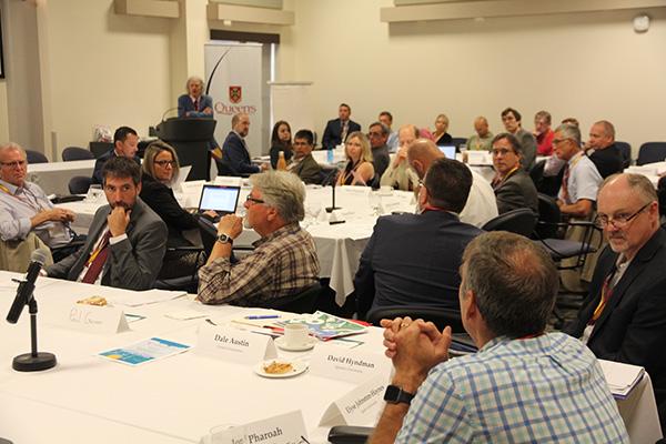 Discussing Canada's energy future