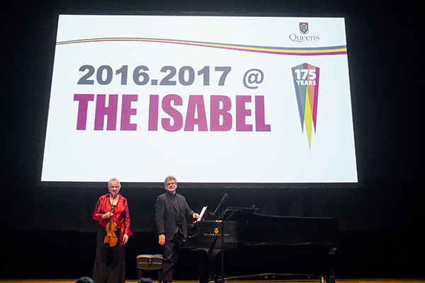 A season of excitement at the Isabel