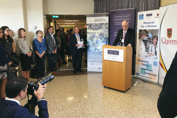 New era of health research in Kingston