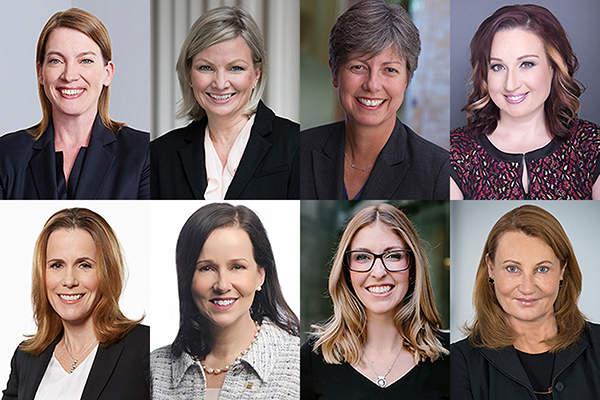 Eight alumnae among Canada's 100 Most Powerful Women