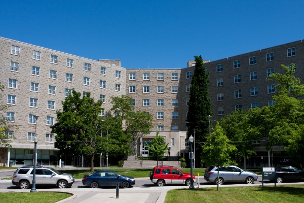Safely welcoming first-year students to residence
