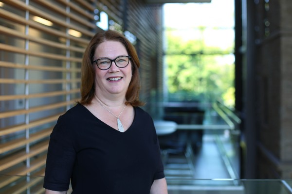 Getting to know Dean Jane Philpott