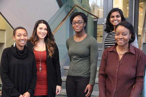 Young Women at Queen's to talk diversity
