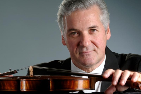 An honorary degree for a renowned musician
