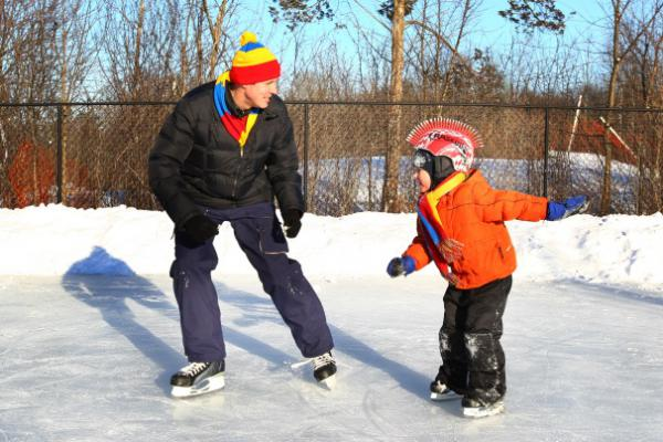 Outdoor play keeps the doctor away