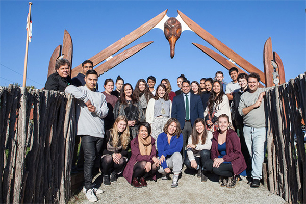 Program brings Indigenous students together
