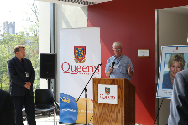 Tragic loss inspires new fellowship at Queen's