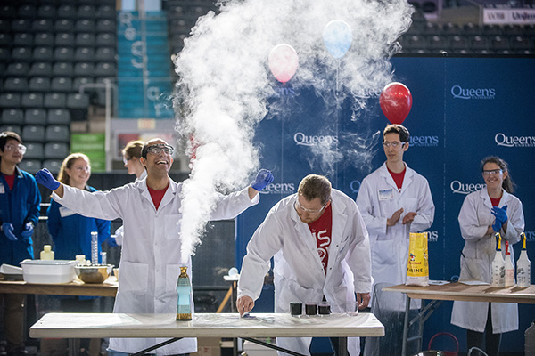 Celebrating STEAM at Science Rendezvous