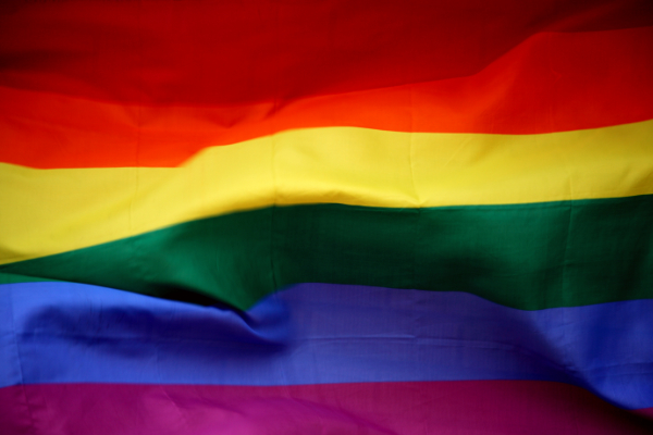 Pride flag to fly on campus