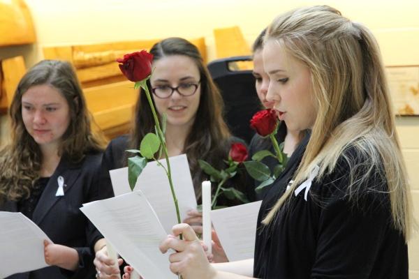 Dec. 6 Memorial Service 2014