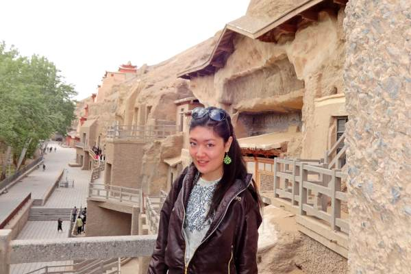 [Emily Gong in China]