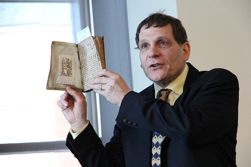 Daniel Woolf Freedom to Read