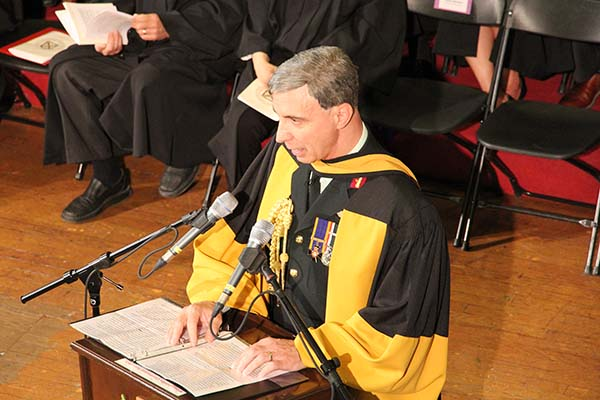 [Sping Convocation Honorary Degrees 2015]