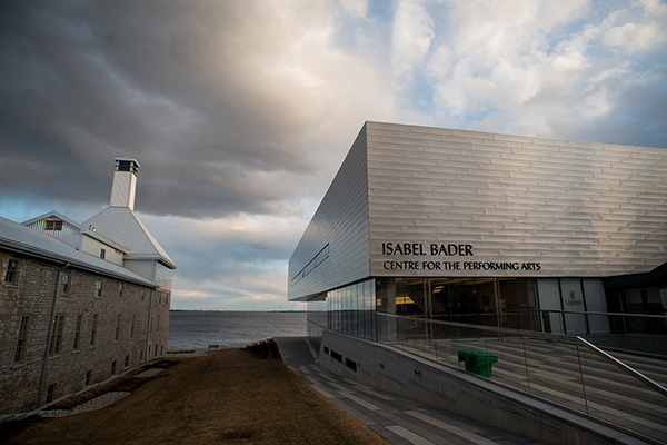The 2016-17 season for the Isabel Bader Centre for the Performing Arts was announced Monday, including the Inaugural Bader and Overton International Violin Festival .