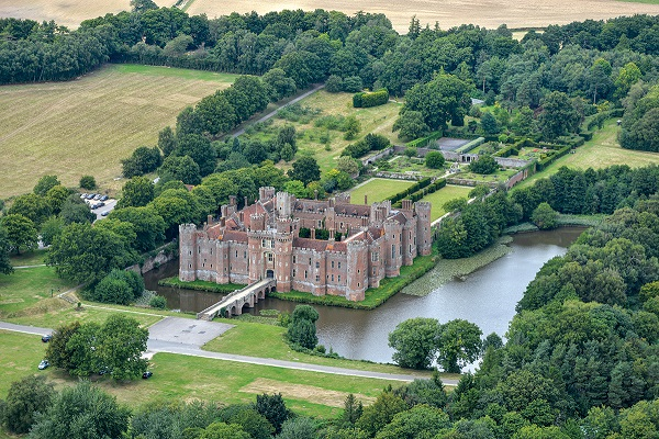 For hundreds of Canadian students this upcoming academic year, this will be home - historic Herstmonceux Castle in East Sussex, England.
