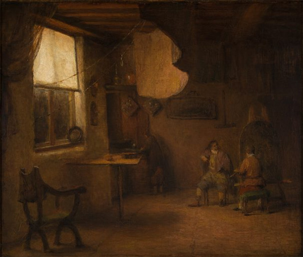 [Aert de Gelder, The Artist's Studio]