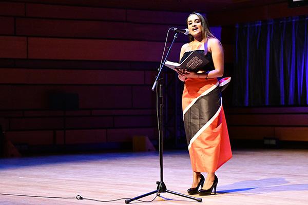 Nirosha Balakumar - Spoken word